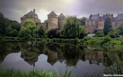 Qu'est-ce que la «vie de château» au château de Lassay? Interview de la propriétaire