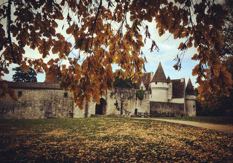In Dordogne, at Bridoire Castle, games for everybody