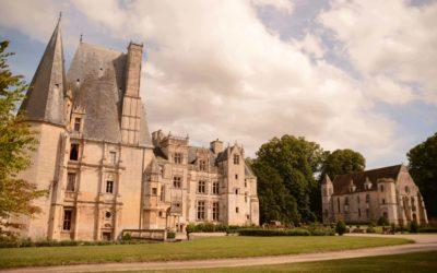 Le château de Fontaine-Henry, un château normand qui bouge