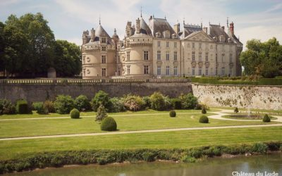 Nature and family at the château du Lude