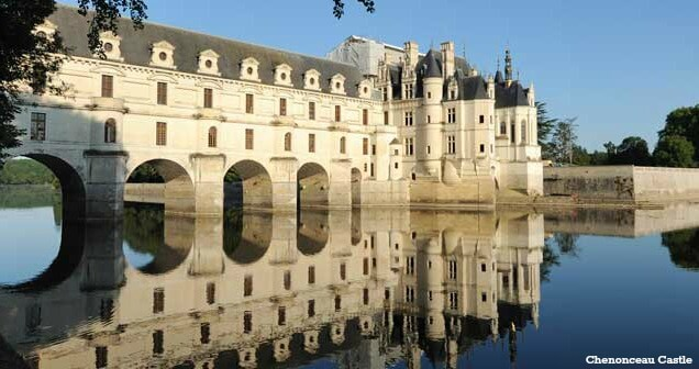 In the Loire Valley, the Ladies Castle