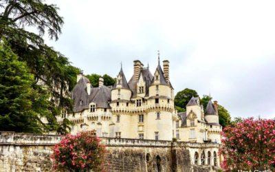 Le Château d'Ussé, le château des contes de fées
