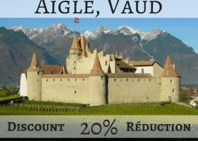 Château d'Aigle, Vaud