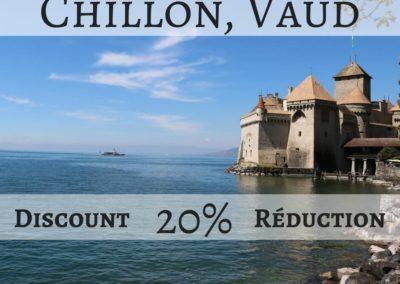 Château de Chillon, Vaud