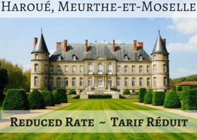 Château de Haroué, Meurthe-et-Moselle