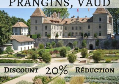 Château de Prangins, Vaud