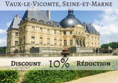 Château de Vaux-le-Vicomte, Seine-et-Marne