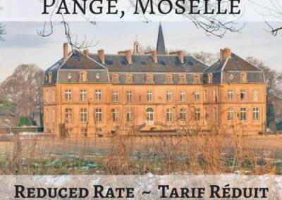 Château de Pange, Moselle