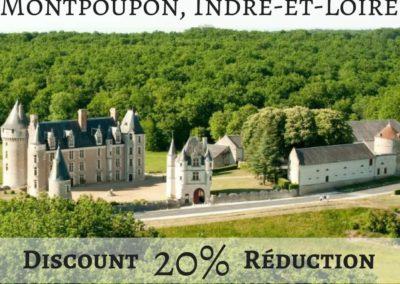 Château de Montpoupon, Indre-et-Loire