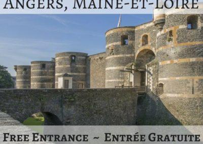 Château d'Angers, Maine-et-Loire