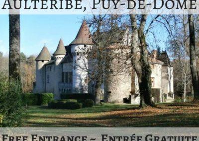 Château d'Aulteribe, Puy-de-Dôme