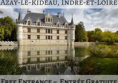 Château d'Azay-le-Rideau, Indre-et-Loire