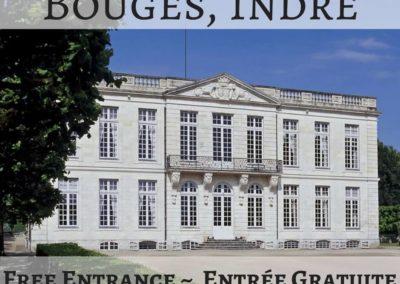 Château de Bouges, Indre