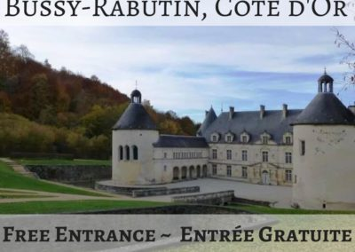 Château de Bussy-Rabutin, Côte d'Or