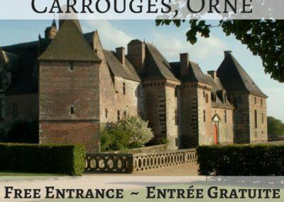 Château de Carrouges, Orne