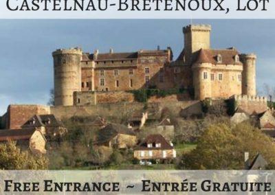Château de Castelnau-Bretenoux, Lot