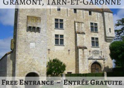 Château de Gramont, Tarn-et-Garonne