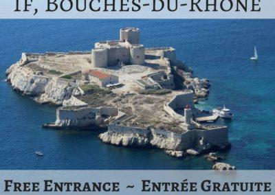 Château d'If, Bouches-du-Rhône
