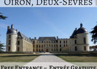 Château d'Oiron, Deux-Sèvres
