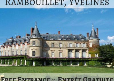 Château de Rambouillet, Yvelines