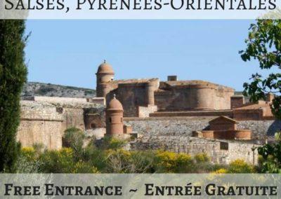 Forteresse de Salses, Pyrénées-Orientales