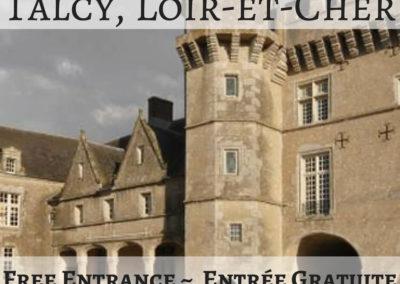 Château de Talcy, Loir-et-Cher