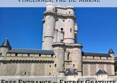 Château de Vincennes, Val-de-Marne